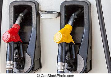 fuel pump - you can drive an car whitout an fuel pump