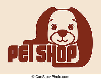 Pet shop sign