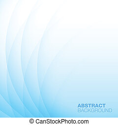 Abstract Blue Background. Vector illustration for your...