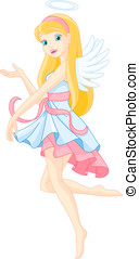 Angel - Very cute girl angel invites ...