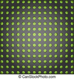Cell metal background .