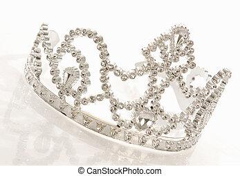 tiara, ou, coroa