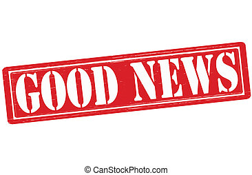 Good news - Stamp with text good news inside,vector...