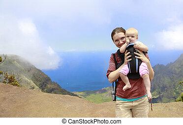 Family trip to Kauai