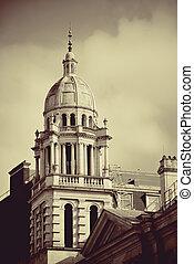 london, arkitektur