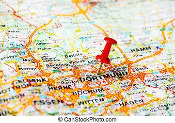 Dortmund , Germany  map