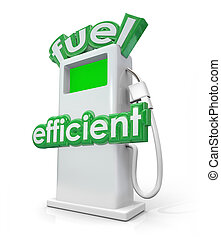 Fuel Efficient Gasoline Diesel Pump Green Power Energy -...
