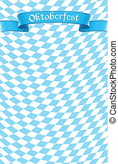 Oktoberfest celebration design background