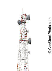 Cellphone telecommunication tower