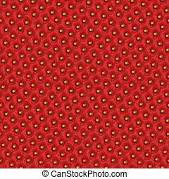 Seamless Tileable Fruit Strawberry Texture - Pattern -...
