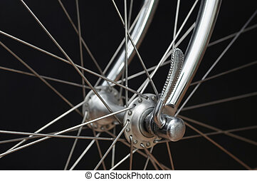 vintage bicycles front hub - vintage italian bicycle front...