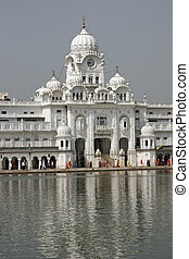 Sikh Temple - Golden Temple Holiest shrine of the Sikh...