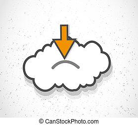 Download Cloud Concept