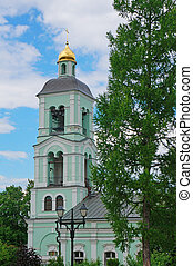 Christian orthodox church of the 18th century