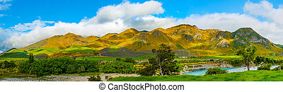 Mountains of New Zealand - Beautiful mountains of New...