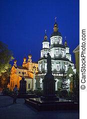 St Basil s Cathedral at night. - St Basil s Cathedral at...