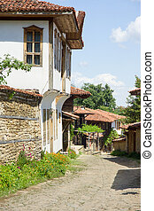 Bulgarian National rural architectu - Mountain eco-village...