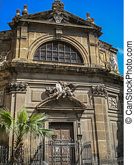 Curch of Palermo, Sicily