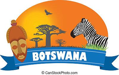 Botswana. Tourism and travel