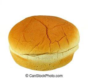 hamburger, brioche