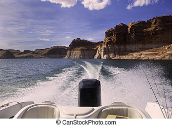lake powell, utah - lake powell in utah