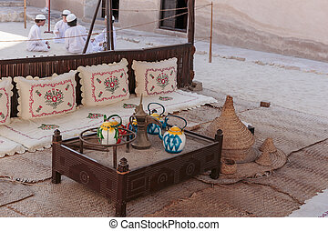 Ancient Islamic School, Heritage Village in Dubai - DUBAI,...
