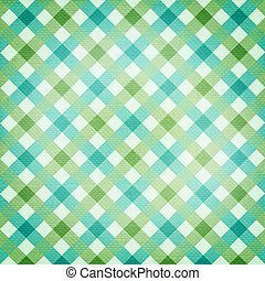 Textile plaid pattern