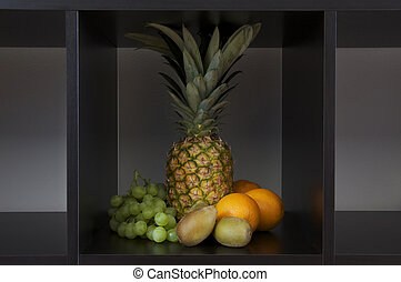fruit in a box