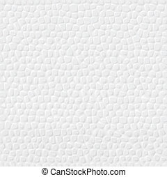 Styrofoam Background - Styrofoam background texture, eps 10