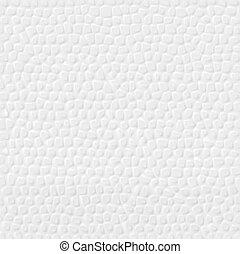 Styrofoam Background - Styrofoam background texture, eps 10