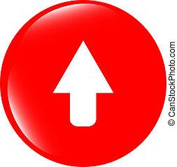 icon arrow - web button