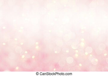Abstract pink light background - Pink colored abstract shiny...
