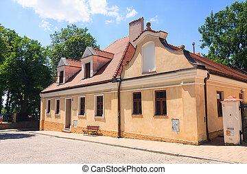 Town Hall in Sandomierz in Poland