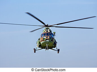 Transport helicopter - Russian military transport helicopter...