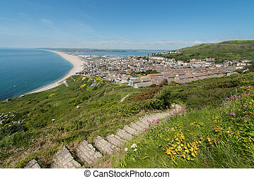Chesil Beach - Chesil beach Dorset