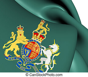 Royal Coat of Arms of United Kingdom