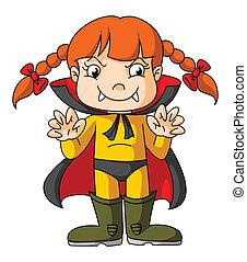 Girl Dracula