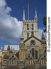 Southwark Cathedral - Historic Southwark Cathedral in...