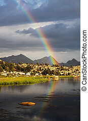 Wilderness Rainbow