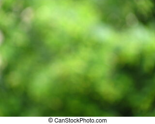 Natural green blurr background - Natural green smooth blurr...