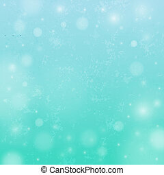 Blurred vector background with texture and bokeh