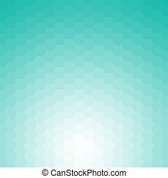 Abstract aquamarine background - Happy abstract aquamarine...