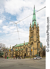 St James Church Toronto - St James Church in central Toronto