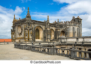 Convents of Christ Tomar - Knights of the Templar Convents...