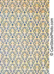 tile gothic background