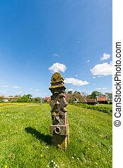 Graveyard at Dutch Terschelling