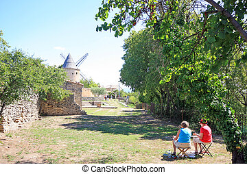 France - Goult