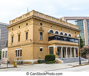 former post office in Baton Rouge - old former post office...