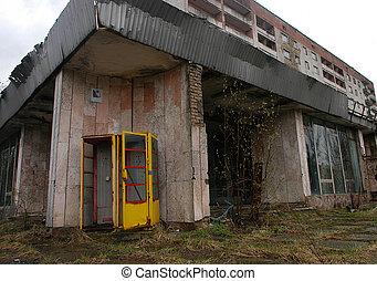 Prypiat Chernobyl, Ukraine