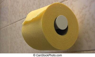 Toilet Paper - Canon HV30 HD 16:9 1920 x 1080 2500 fps...